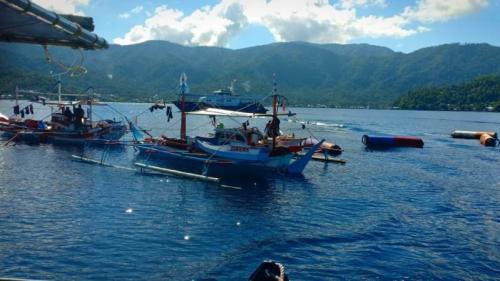 KKP Tangkap 2 Kapal Perikanan Ilegal Filipina di Laut Sulawesi.(KKP)
