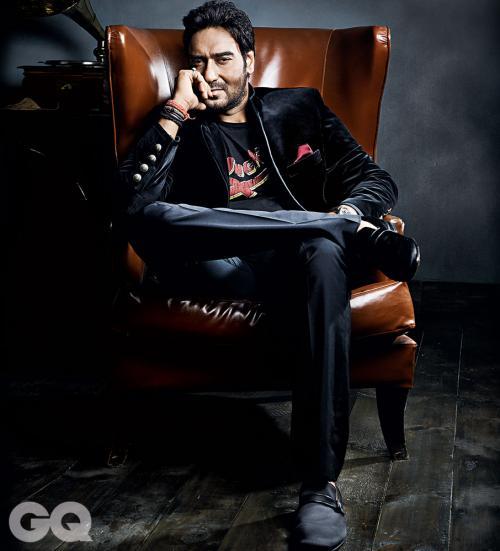 Ajay Devgn mengaku, selama ini berusaha untuk tidak mempromosikan tembakau dalam bentuk apapun. (Foto: GQ Magazine)