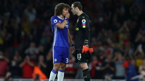 Cech dan Luiz