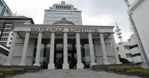 Mahkamah Konstitusi (MK). (Foto: Okezone)