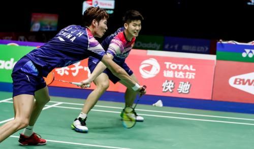 Li Junhui/Liu Yu Chen secara mengejutkan takluk dari wakil India