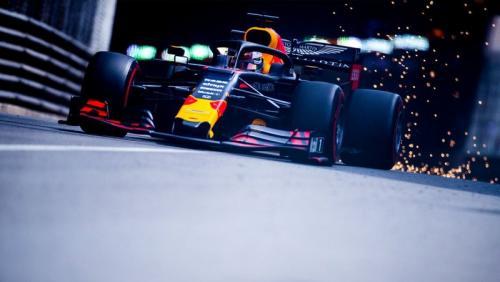 Max Verstappen berhasil mengungguli Ferrari (Foto: Red Bull Racing/Twitter)