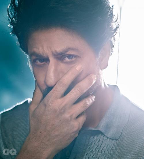 Shah Rukh Khan memutuskan rehat dari dunia akting setelah Zero melempem di box office. (Foto: GQ India)