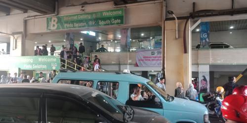 Ilustrasi Pasar Tanah Abang. (Foto: Okezone)