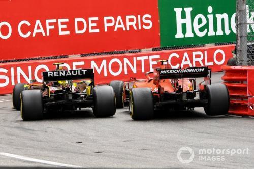Hulkenberg vs Leclerc