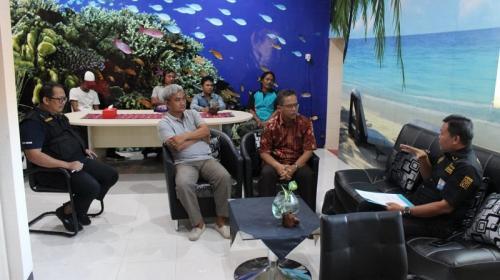 KKP dan Kemlu pulangkan 14 nelayan Indonesia yang ditangkap Australia. (KKP)