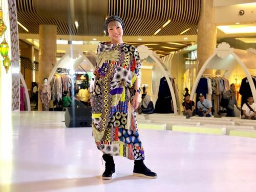 Baju Lebaran Perempuan