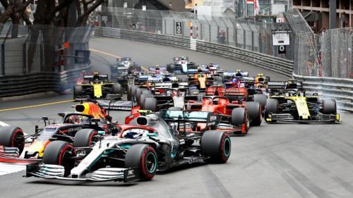 F1 GP Monaco 2019