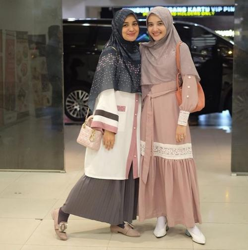 Shireen dan Zaskia Sungkar