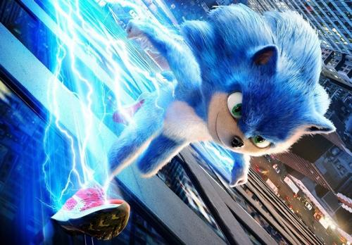 Sonic The Hedgehog. (Foto: Warner Bros.)
