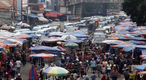 Pasar Tumpah