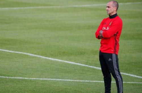 Pelatih Timnas Belgia Roberto Martinez (Foto: FIFA)