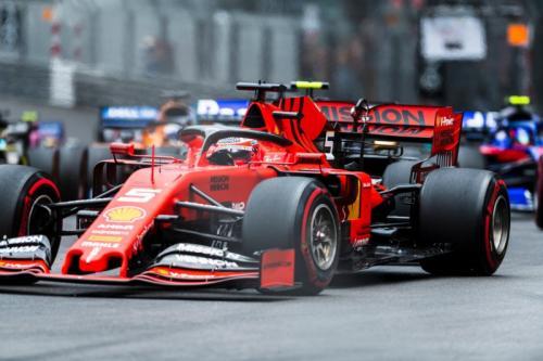 Sebastian Vettel (Foto: Laman resmi Scuderia Ferrari)