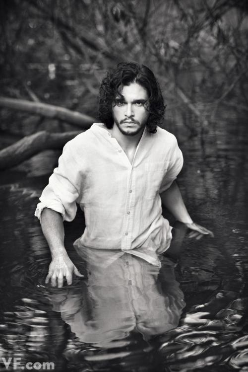 Kit Harington, Foto: Vanity Fair
