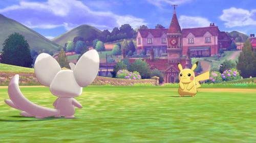 Nintendo Bakal Hadirkan Game Pokemon Sword dan Shield
