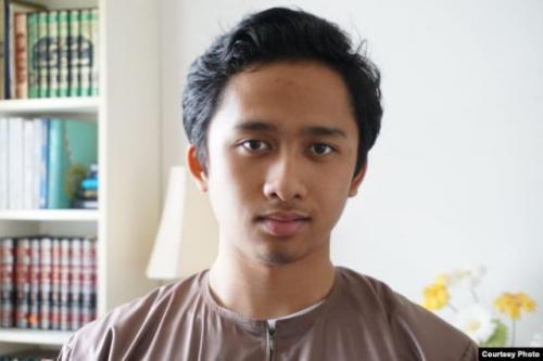 Muhamad Abdul-Hafiz Zakaria. (Foto: VOA)