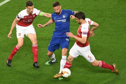 Chelsea vs Arsenal (Foto: Istimewa)