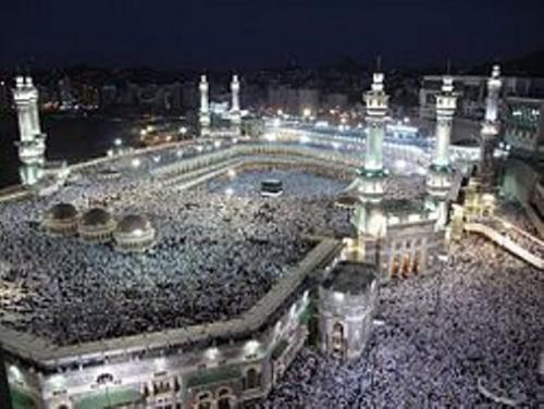 Jamaah haji di Kota Makkah. (Foto: Ist)