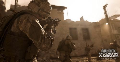 Game Call of Duty akan mengeluarkan versi game terbarunya yaitu Modern Warfare.