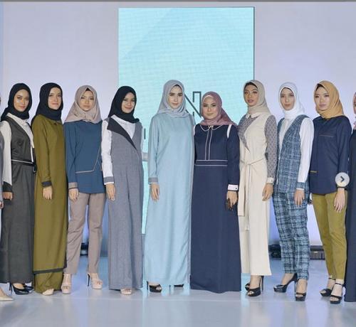 Desainer Busana Muslim Nina Nugroho