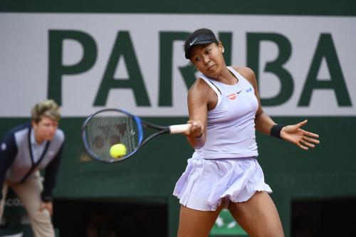 Naomi Osaka (Foto: Reuters)
