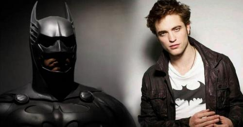 Robert Pattinson sebagai Batman