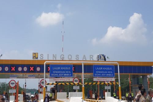 Tol Malang Singosari