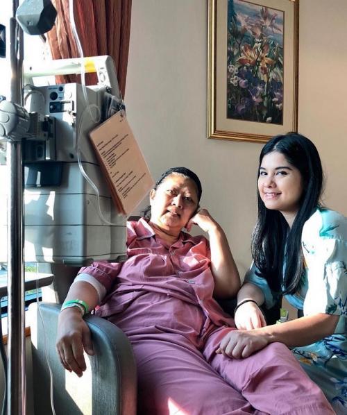 Annisa Pohan mengungkapkan penyesalannya karena belum bisa menjadi menantu yang baik untuk Ani Yudhoyono. (Foto: Instagram/Ani Yudhoyono)