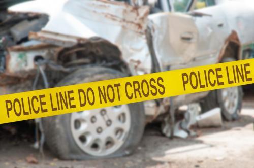 Ilustrasi kecelakaan lalu lintas. (Foto: Shutterstock)