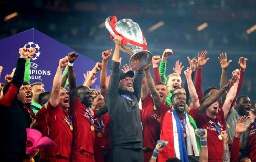 Klopp bawa Liverpool juarai Liga Champions 2018-2019