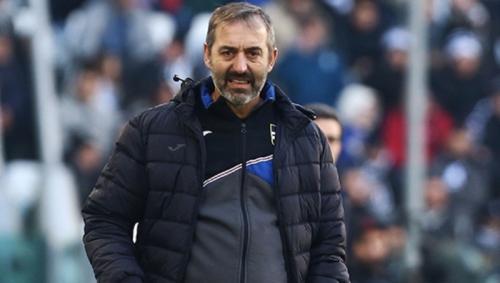 Marco Giampaolo (Foto: Laman resmi Sampdoria)