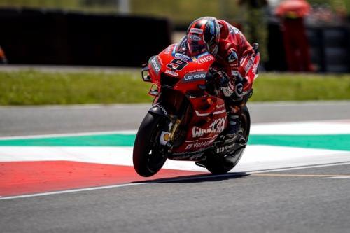 Danilo Petrucci di MotoGP 2019