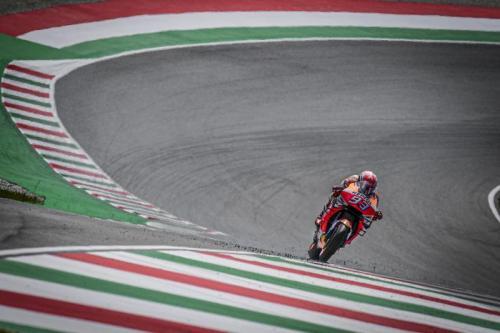 Marc Marquez di MotoGP Italia 2019 (Foto: MotoGP)