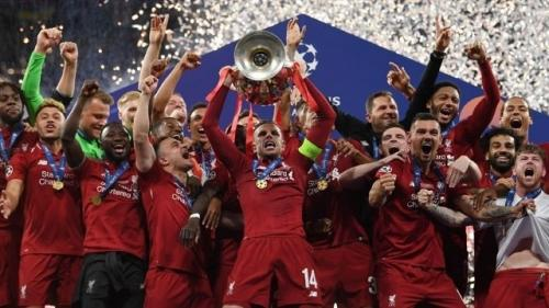 Sadio Mane mengantarkan Liverpool sebagai juara Liga Champions 2018-2019