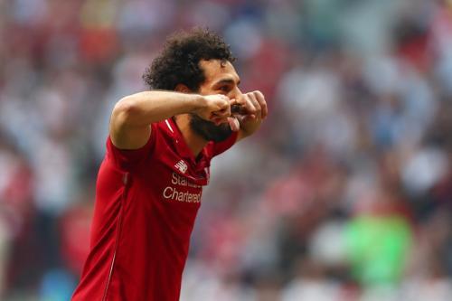 Mohamed Salah (Foto: UEFA)