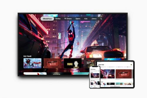 Apple TV tersedia pada iOS terbaru