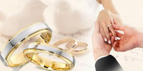 Tukar Cincin Pernikahan