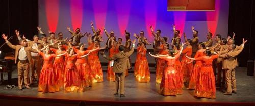 Dari Perancis, Batavia Madrigal Singers rencananya akan bertolak ke Amerika Serikat untuk tampil dalam International Choral Festival Missoula. (Foto: BMS)