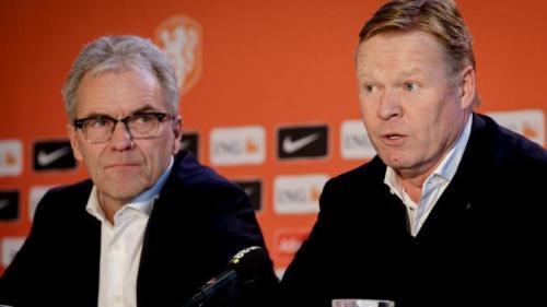 Ronald Koeman (Foto: KNVB)