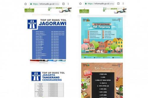 Situs Infomudik.go.id Bisa Temani Anak Selama Perjalanan Mudik