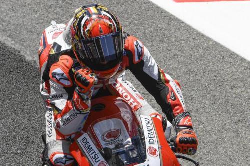 Takaaki Nakagami resmi perpanjang kontrak di LCR Honda (Foto: MotoGP)