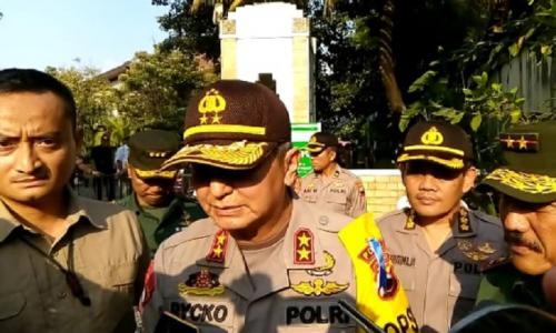 Kapolda Jateng Irjen Rycko Amelza Dahniel. (Foto : Dok Okezone.com/Bramantyo)