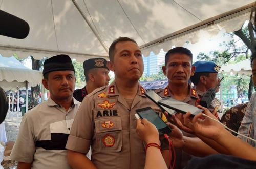 Wakapolres Metro Jakarta Pusat AKBP Arie Ardian Rishadi (dok)