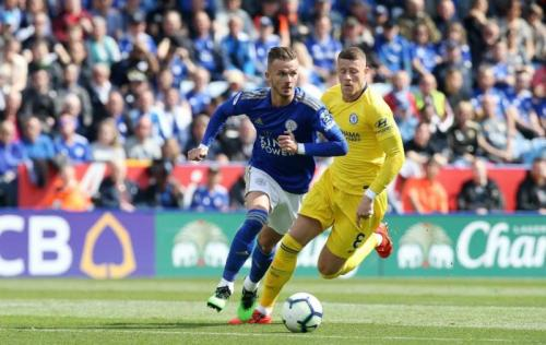 James Maddison (Foto: Laman resmi Leicester City)