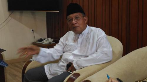 Menko Darmin Nasution