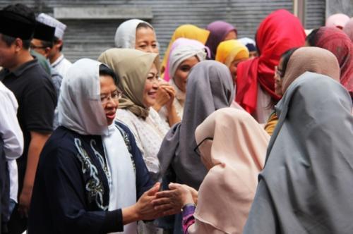 Hari raya Idul Fitri. (Foto: Istimewa)