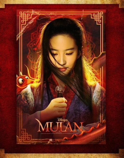 Film live action Mulan akan tayang pada 27 Maret 2020. (Foto: Disney)