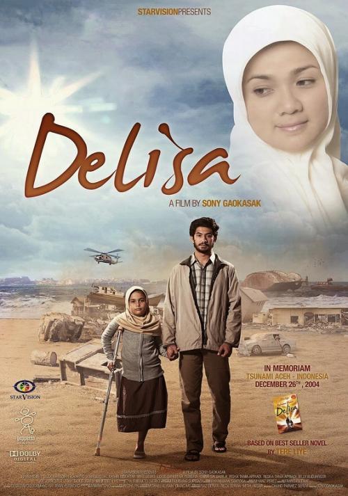 Poster film Hafalan Shalat Delisa