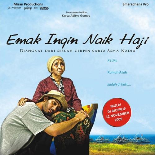Poster Film Emak Ingin Naik Haji
