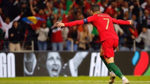 Cristiano Ronaldo (Foto: Twitter/@selecaoportugal)